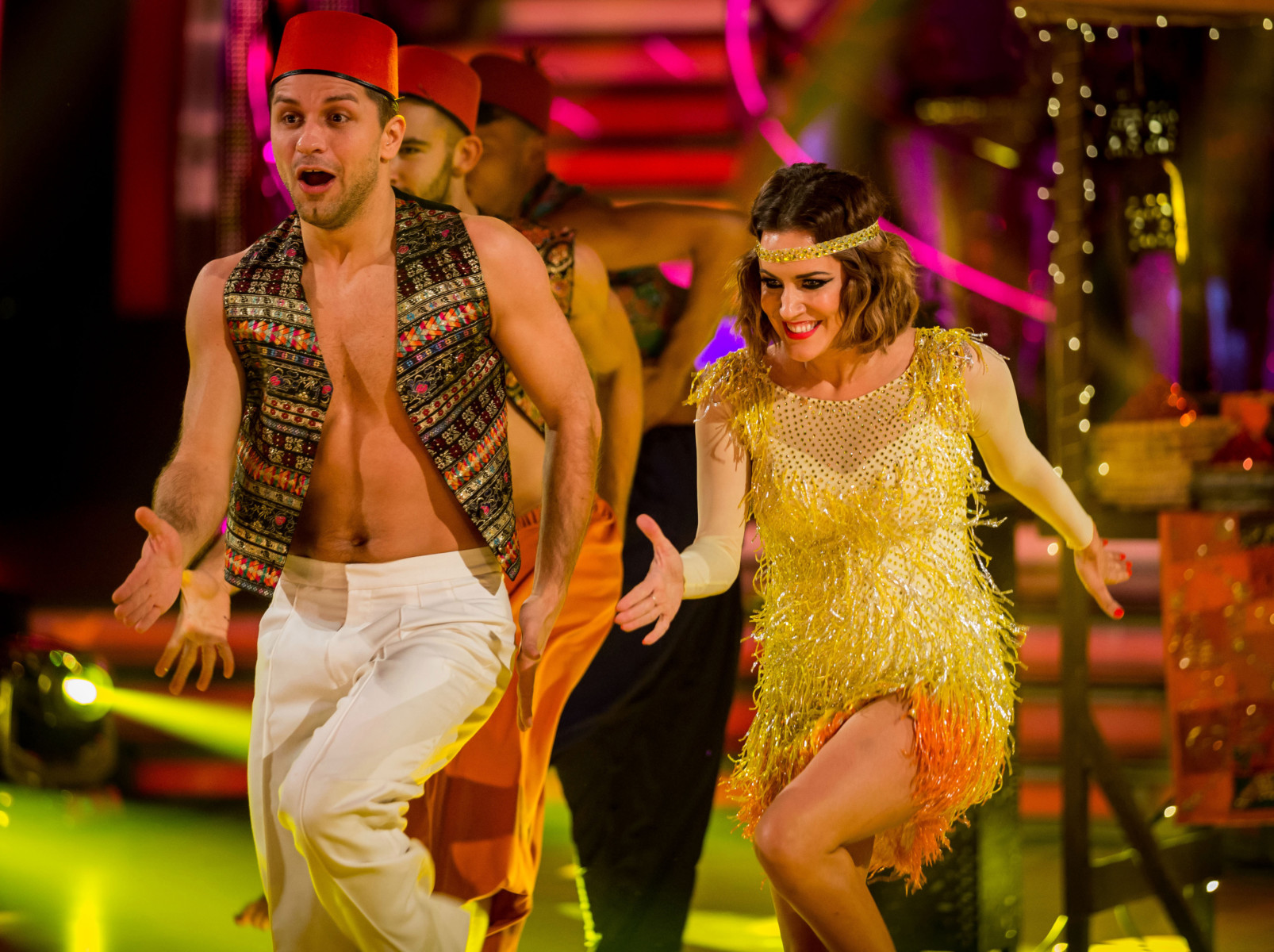 Caroline sank into a year-long depression only a day after winning Strictly Come Dancing with Pasha Kovalev
